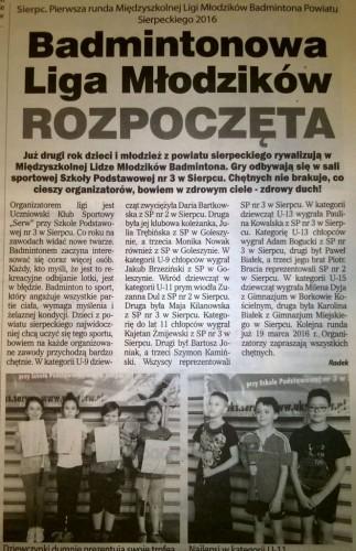 Kurier Sierpecki 9.03.2016