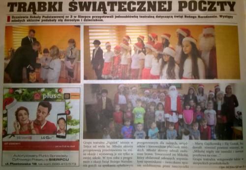 Nowy Tygodnik Sierpecki 5.01.2016r.