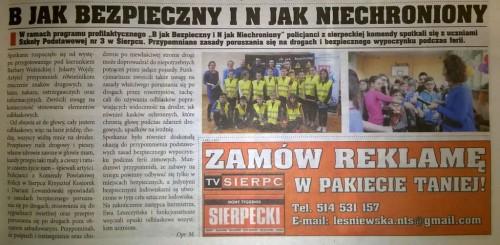 Nowy tygodnik Sierpcecki 02.02.2016r.